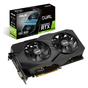 Product image of ASUS GeForce RTX2060 Super Dual Advanced 8GB GDDR6 - Click for product page of ASUS GeForce RTX2060 Super Dual Advanced 8GB GDDR6