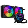 A product image of Gigabyte Aorus RGB 280 AIO Liquid Cooler