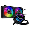 A product image of Gigabyte Aorus RGB 240 AIO Liquid Cooler
