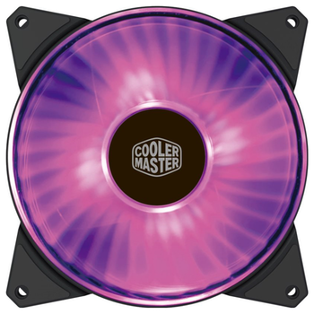 Product image of Cooler Master MasterFan MF140R 140mm RGB Fan - Click for product page of Cooler Master MasterFan MF140R 140mm RGB Fan