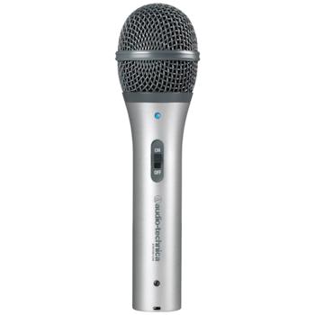 Product image of Audio Technica ATR2100-USB Desktop Microphone - Click for product page of Audio Technica ATR2100-USB Desktop Microphone