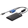 A product image of Startech KVM Console to USB 2.0 Portable Laptop Crash Cart Adapter