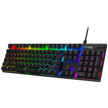 Product image of Kingston HyperX Alloy Origins RGB Mechanical Keyboard (MX Red Switch) - Click for product page of Kingston HyperX Alloy Origins RGB Mechanical Keyboard (MX Red Switch)