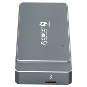 Product image of ORICO Thunderbolt 3 NVME M.2 SSD Enclosure - Click for product page of ORICO Thunderbolt 3 NVME M.2 SSD Enclosure