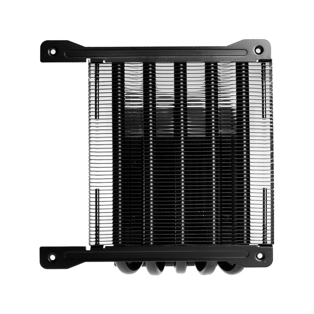 A large main feature product image of ID-COOLING Iceland Series IS-50X Low Profile CPU Cooler