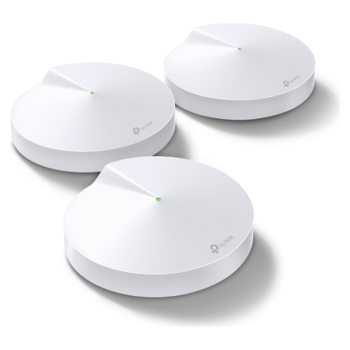 Product image of TP-LINK Deco M9 Plus AC2200 Home Mesh WiFi System - 3 Pack - Click for product page of TP-LINK Deco M9 Plus AC2200 Home Mesh WiFi System - 3 Pack