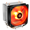 A product image of ID-COOLING Sweden Series SE-913-R PWM Red LED CPU Cooler