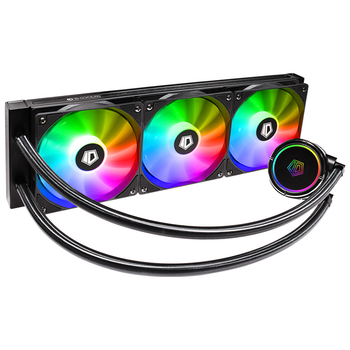 Product image of ID-COOLING ZoomFlow 360X Addressable RGB AIO CPU Liquid Cooler - Click for product page of ID-COOLING ZoomFlow 360X Addressable RGB AIO CPU Liquid Cooler