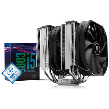 Product image of Deepcool & Intel Black Friday Cooling Bundle - Click for product page of Deepcool & Intel Black Friday Cooling Bundle
