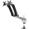 A product image of Startech Dual Monitor Mount with Full-Motion Arms