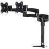 A product image of Startech Articulating Dual Monitor Arm