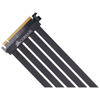 Product image of Corsair PCI Express 3.0 x16 Extension Cable - Click for product page of Corsair PCI Express 3.0 x16 Extension Cable