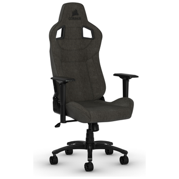 Product image of Corsair T3 RUSH Gaming Chair - Charcoal - Click for product page of Corsair T3 RUSH Gaming Chair - Charcoal