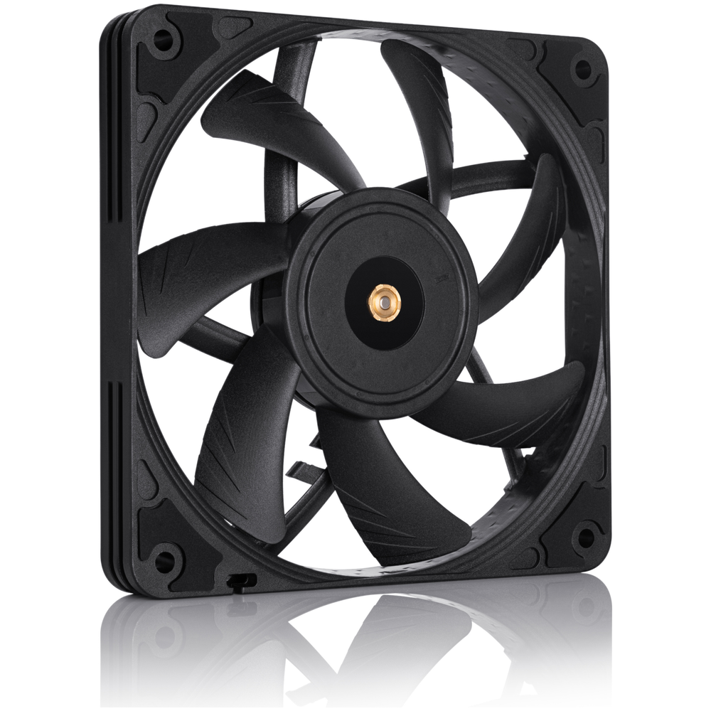 A large main feature product image of Noctua NF-A12x15 PWM Chromax Fan