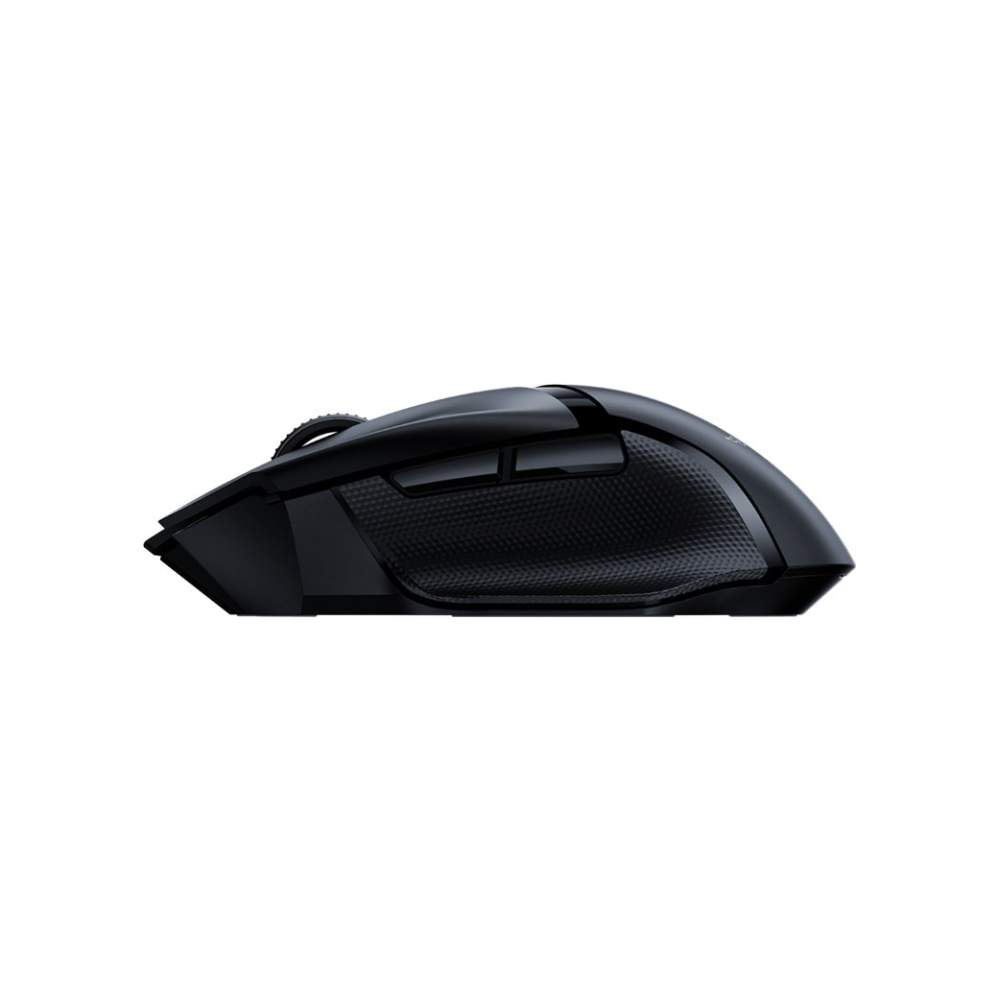 A large main feature product image of Razer Basilisk X HyperSpeed - Wireless Ergonomic Gaming Mouse