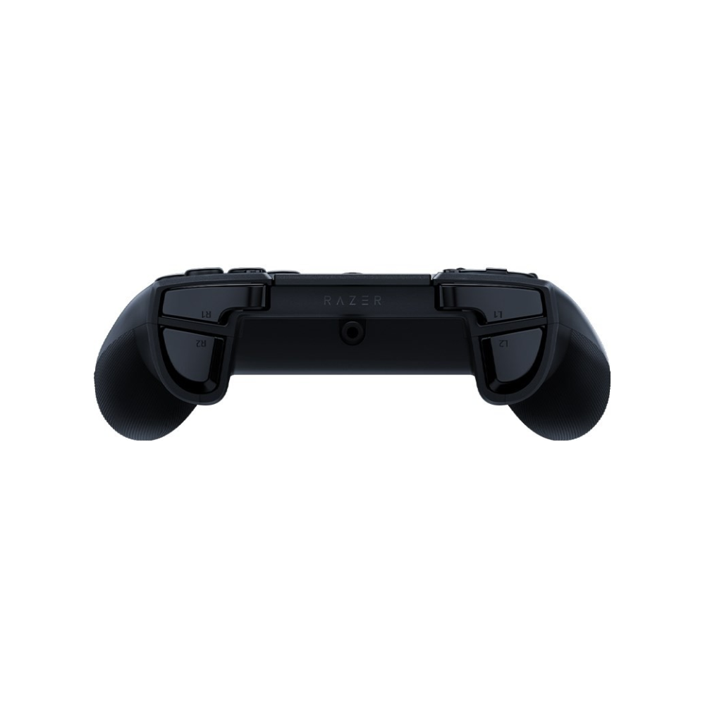 A large main feature product image of Razer Raion Fightpad for PS4® - AP Packaging
