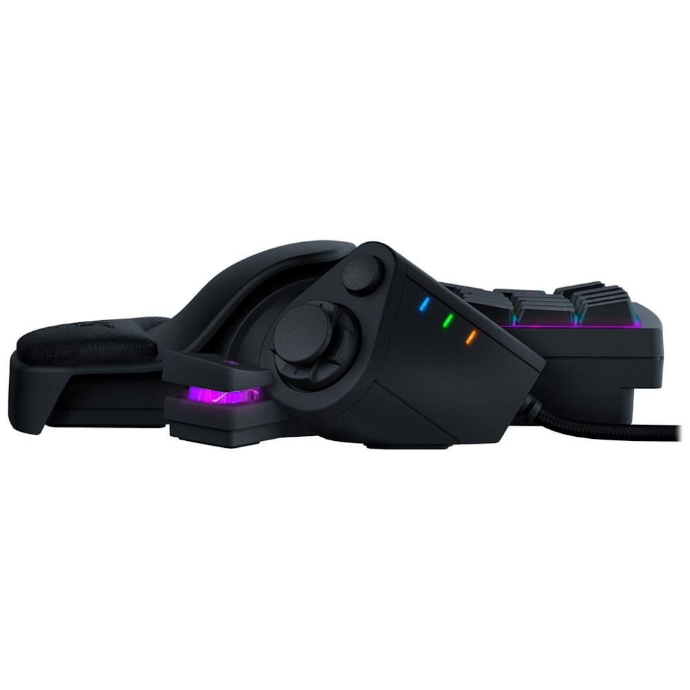A large main feature product image of Razer Tartarus Pro – Analog Optical Gaming Keypad