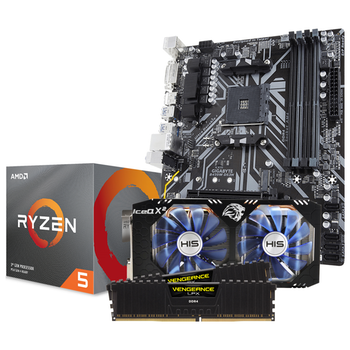 Product image of AMD Ryzen Gaming Bundle - Click for product page of AMD Ryzen Gaming Bundle