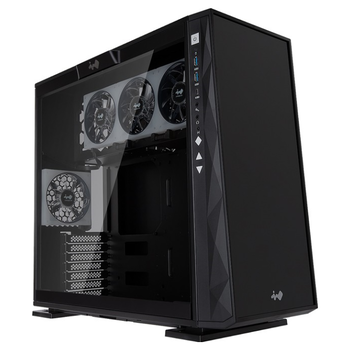 Product image of InWin 309 RGB Mid Tower Case w/ Tempered Glass Side Panel - Click for product page of InWin 309 RGB Mid Tower Case w/ Tempered Glass Side Panel