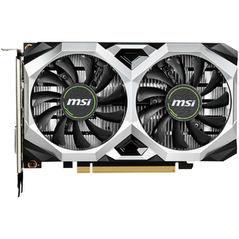 Product image of EX-DEMO MSI GeForce GTX1650 Ventus XS OC 4GB GDDR5 - Click for product page of EX-DEMO MSI GeForce GTX1650 Ventus XS OC 4GB GDDR5