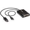 A product image of Startech DisplayPort to DVI Dual Link Active Adapter