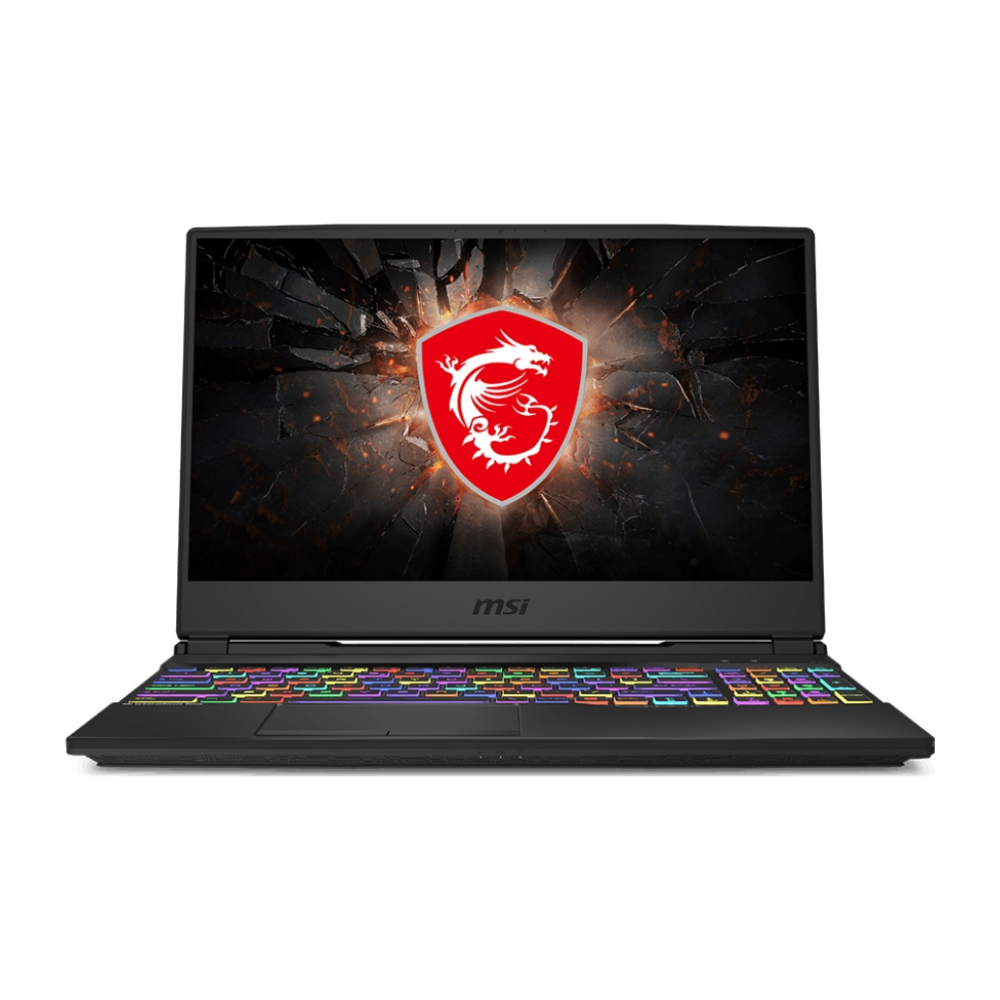 """A large main feature product image of MSI GL65-9SDK-090AU 15.6"""" GTX1660Ti Windows 10 Gaming Notebook"""