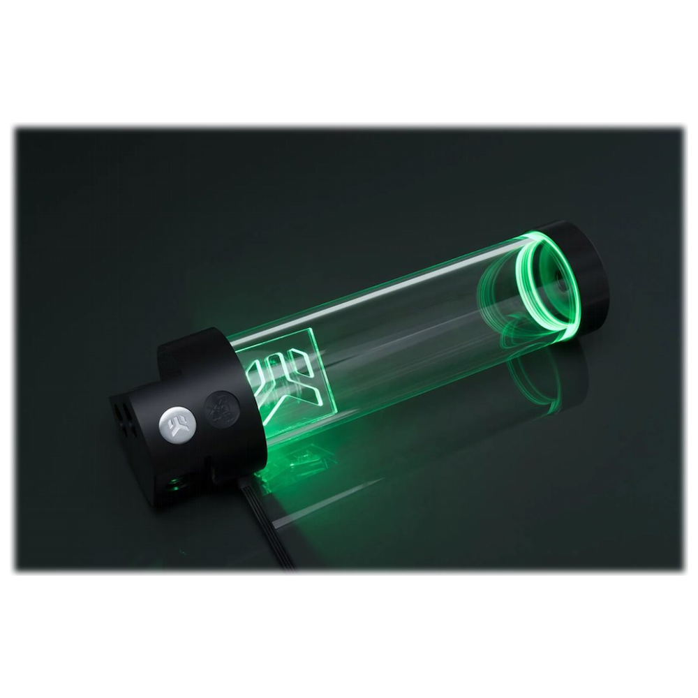 A large main feature product image of EK RES X3 250 RGB - 250mm Tube Reservoir