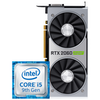 A product image of Intel i5 & Nvidia RTX 2060 Super Merchandise Promotion