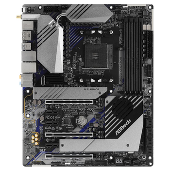 Product image of ASRock X570 Creator AM4 ATX Desktop Motherboard - Click for product page of ASRock X570 Creator AM4 ATX Desktop Motherboard