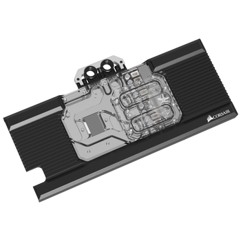 Product image of Corsair Hydro X Series XG7 RGB (2080 Strix) GPU Waterblock - Click for product page of Corsair Hydro X Series XG7 RGB (2080 Strix) GPU Waterblock