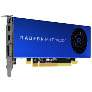 Product image of AMD Radeon Pro WX 2100 2GB GDDR5 - Click for product page of AMD Radeon Pro WX 2100 2GB GDDR5