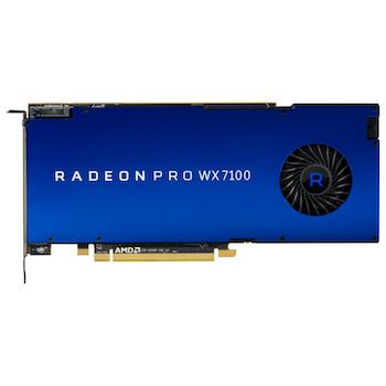 Product image of AMD Radeon Pro WX 7100 8GB GDDR5 - Click for product page of AMD Radeon Pro WX 7100 8GB GDDR5