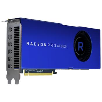 Product image of AMD Radeon Pro WX 9100 16GB HDM2 - Click for product page of AMD Radeon Pro WX 9100 16GB HDM2