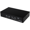 A product image of Startech 4 Port USB DisplayPort KVM Switch