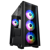 A product image of Deepcool Matrexx 50 Addressable RGB Mid Tower Black Case
