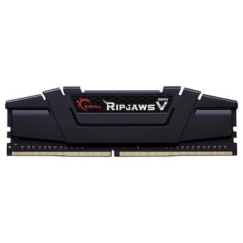 Product image of G.Skill 32GB (1x32GB) DDR4 Ripjaws V C18 2666Mhz - Click for product page of G.Skill 32GB (1x32GB) DDR4 Ripjaws V C18 2666Mhz