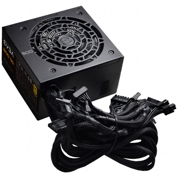 Product image of eVGA GD Series 500W 80PLUS Gold Power Supply - Click for product page of eVGA GD Series 500W 80PLUS Gold Power Supply