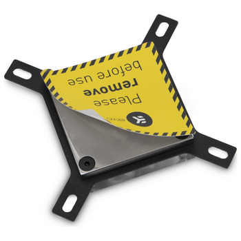 Product image of EK Supremacy Classic RGB Nickel/Plexi CPU Waterblock - Click for product page of EK Supremacy Classic RGB Nickel/Plexi CPU Waterblock