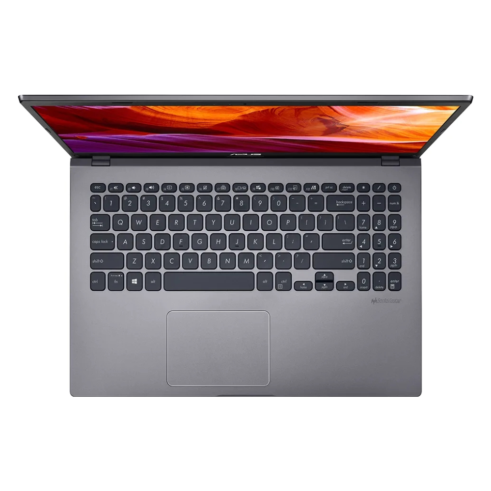 "A large main feature product image of ASUS D509BA 15.6"" A9 Windows 10 Notebook"