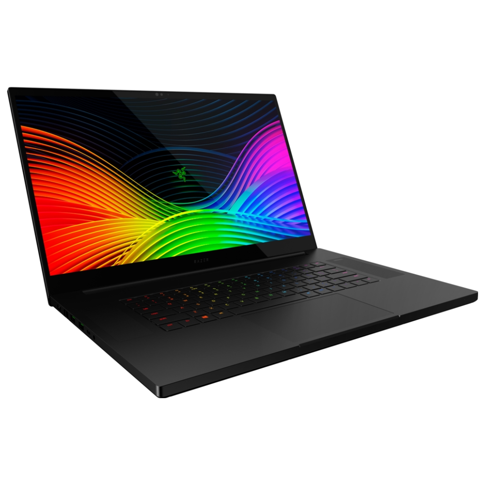 "A large main feature product image of Razer Blade Pro 17"" i7 RTX 2070 Windows 10 Gaming Notebook"