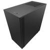 A product image of NZXT H510i Matte Black Smart Mid Tower Case w/Tempered Glass Side Panel