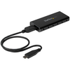 A product image of Startech Portable USB 3.1 M.2 SSD enclosure for USB C enabled host
