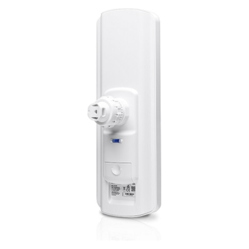 Product image of Ubiquiti LiteBeam AC 90 degree 5GHz 802.11ac Antenna with GPS Sync and Management Radio - Click for product page of Ubiquiti LiteBeam AC 90 degree 5GHz 802.11ac Antenna with GPS Sync and Management Radio