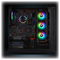 A small tile product image of Thermaltake Pure 12 120mm ARGB Sync Radiator Fan TT Premium Edition (3-Fan Pack)