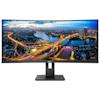 "A product image of Philips 346B1C 34"" WQHD 5MS Curved VA LED Monitor"