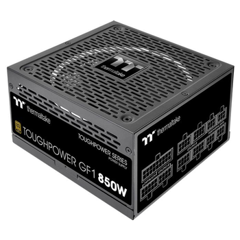 Product image of Thermaltake Toughpower GF1 850w 80Plus Gold Power Supply - Click for product page of Thermaltake Toughpower GF1 850w 80Plus Gold Power Supply