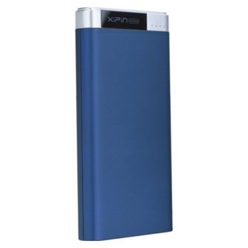 Product image of XiPin T20 10000mAh 5v 2A Power Bank w/ LED Display - Blue - Click for product page of XiPin T20 10000mAh 5v 2A Power Bank w/ LED Display - Blue