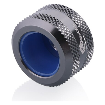 Product image of Bykski G1/4 16mm Hard Tube Compression Fitting - Grey - Click for product page of Bykski G1/4 16mm Hard Tube Compression Fitting - Grey