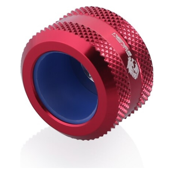 Product image of Bykski G1/4 16mm Hard Tube Compression Fitting - Red - Click for product page of Bykski G1/4 16mm Hard Tube Compression Fitting - Red