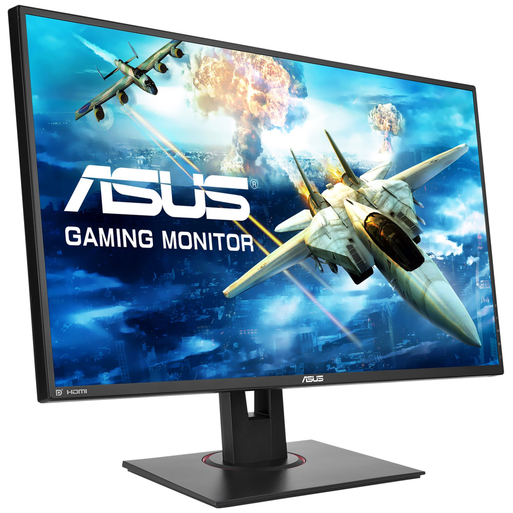 """A large main feature product image of ASUS VG278Q 27"""" Full HD G-SYNC-C 144Hz 1MS LED Gaming Monitor"""